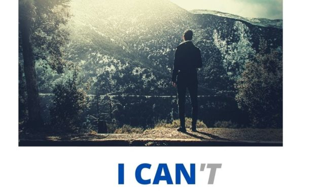"""""""I CAN'/t"""""""