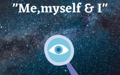 """""""Me, myself and I"""", for others and with others."""